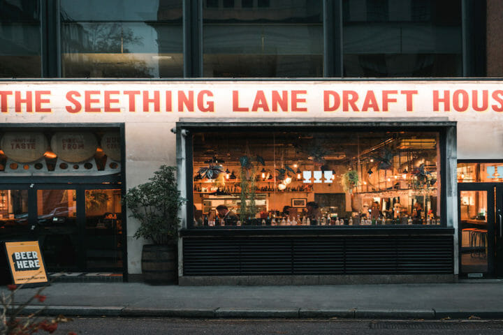 The Draft House (Seething Lane)