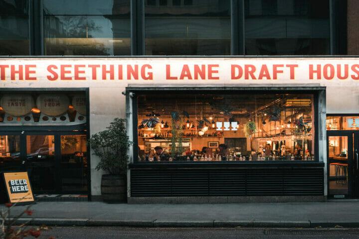 Seething Lane Tap